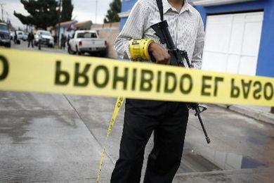 L'armée mexicaine a présenté samedi de rares... (Photo d'archives, Reuters)