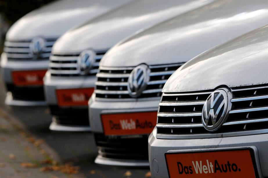 Le Groupe Volkswagen a déclaré une hausse des... (Photo Wolfgang Rattay, Reuters)