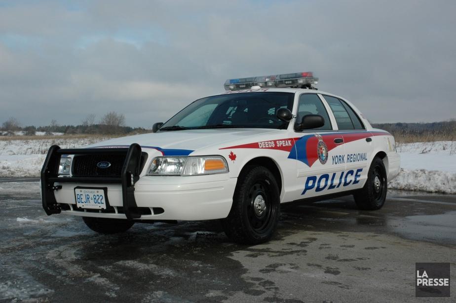 La police régionale de York a mené ce... (PHOTOTHÈQUE LA PRESSE)