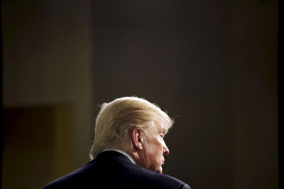 Donald Trump répète à l'envi qu'il entend ériger... (PHOTO DARREN HAUCK, REUTERS)