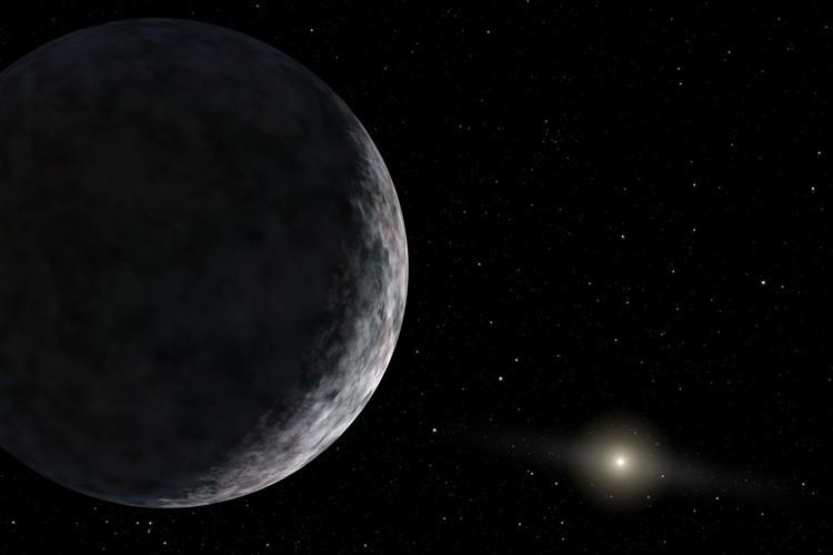 La question que se posent les astronomes est... (ILLUSTRATION FOURNIE PAR LA NASA)