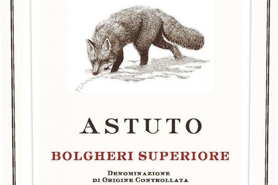Bolgheri Superiore 2012 Astuto Barone Ricasoli, 49$... (IMAGE FOURNIE PAR LA SAQ)
