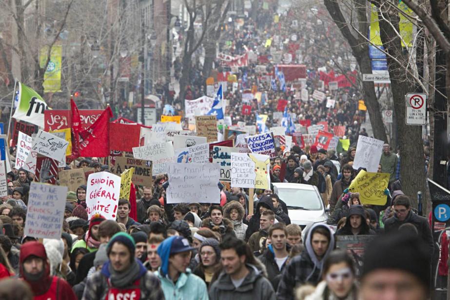Le gouvernement a six mois pour modifier le... (Photo : Patrick Sanfaçon, La Presse)