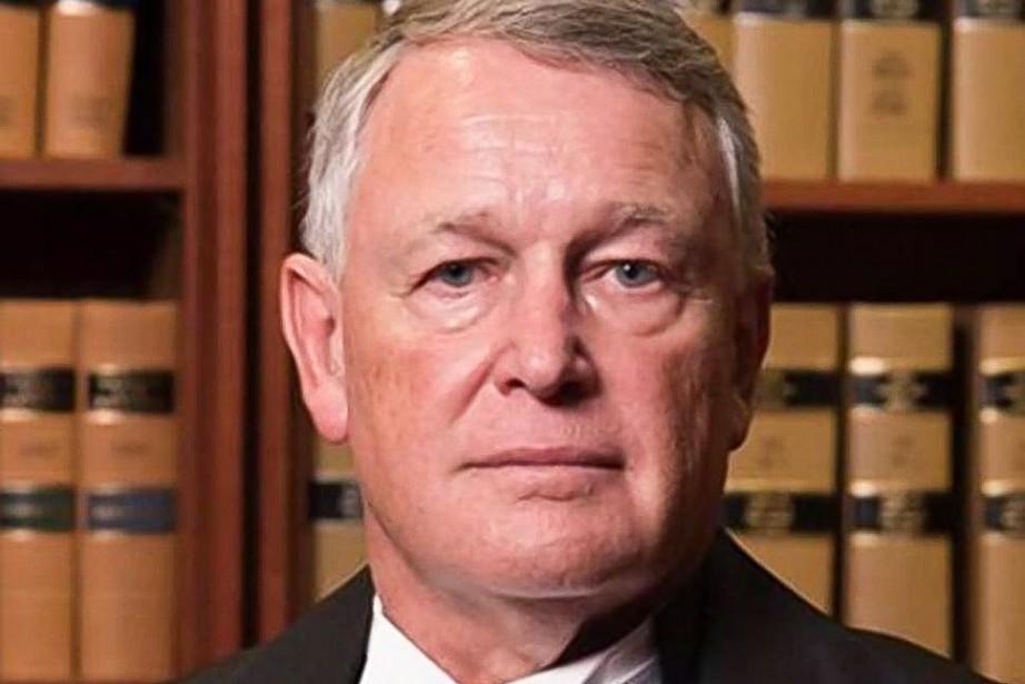 Le juge Robin Camp... (Photo fournie par la Cour fédérale du Canada)
