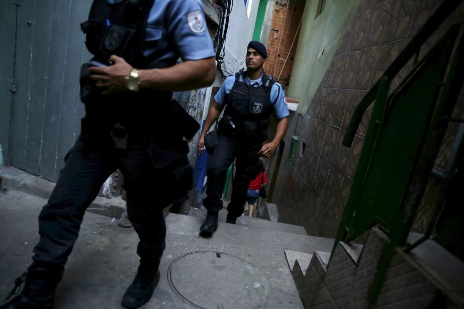 La tonne de dynamite a été volée en... (PHOTO ARCHIVES REUTERS)