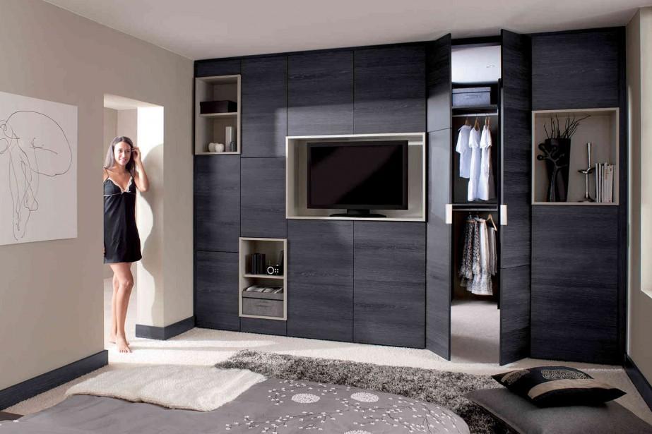 Planifier ses espaces de rangement une id e brillante sophie richard to - Idee rangement salon ...