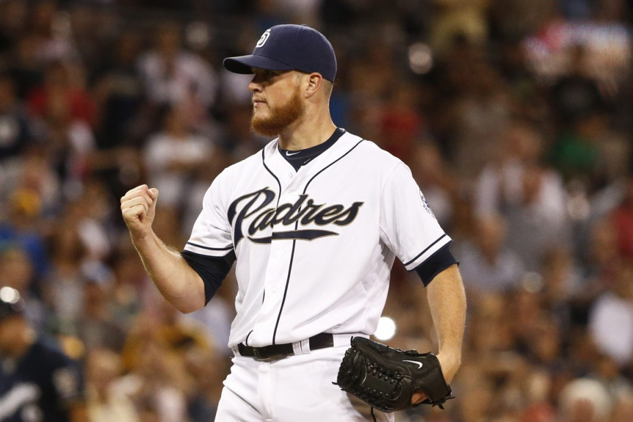 Craig Kimbrel... (Photo Lenny Ignelzi, AP)