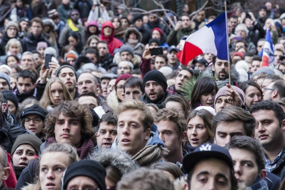 Une marche se tiendra dimanche à 10h. Le départ aura lieu à la Place des festivals. (Photo Edouard Plante-Fréchette, La Presse)