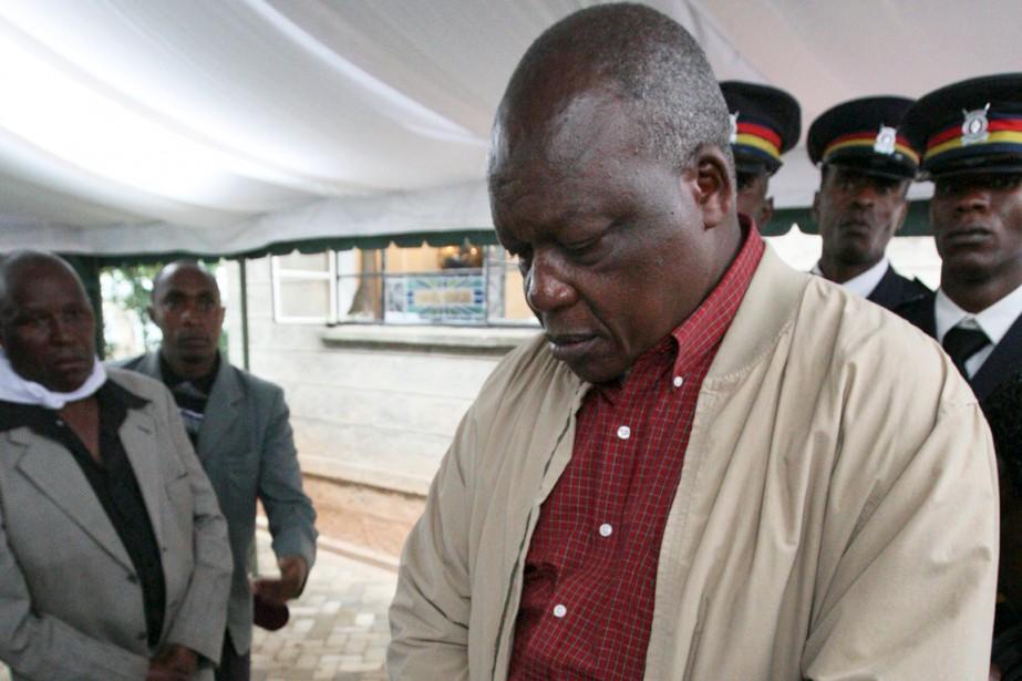 David Okeyo... (PHOTO SAYYID AZIM, ARCHIVES AP)