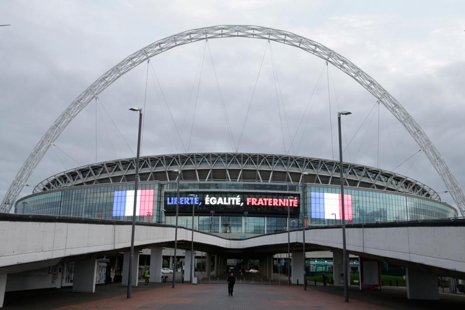 Le stade Wembley de Londres, où aura lieu... (Photo Henry Browne, Reuters)
