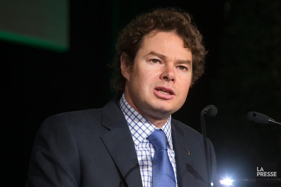 Le président-directeur général del'Autorité des marchés financiers (AMF),... (Photo Robert Skinner, La Presse)