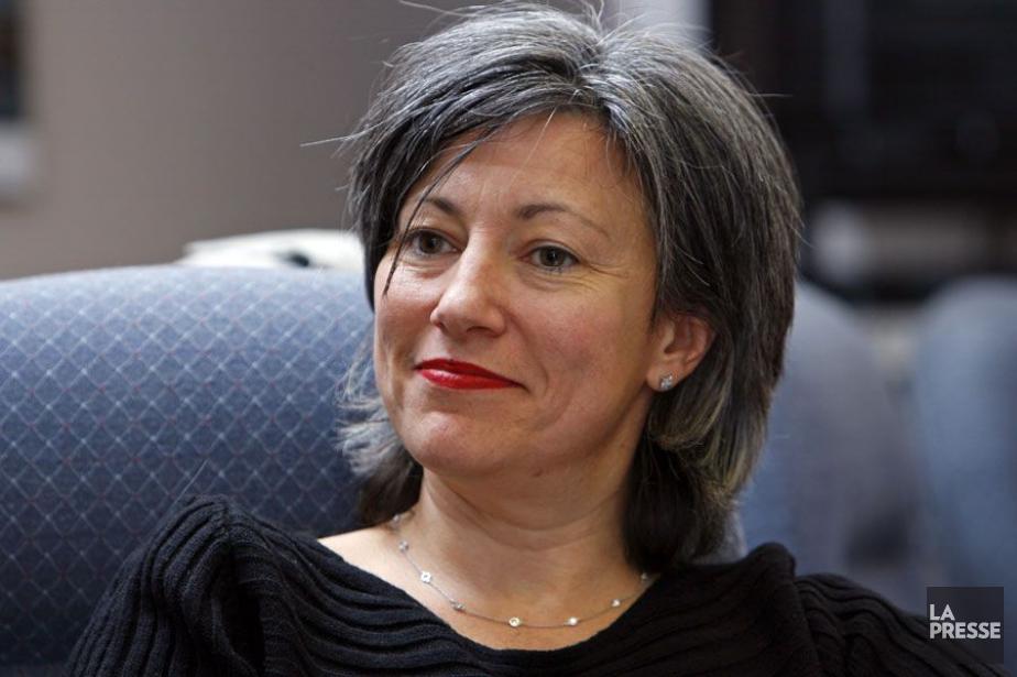 La directrice générale de l'ADISQ, Solange Drouin.... (PHOTO ROBERT MAILLOUX, ARCHIVES LA PRESSE)
