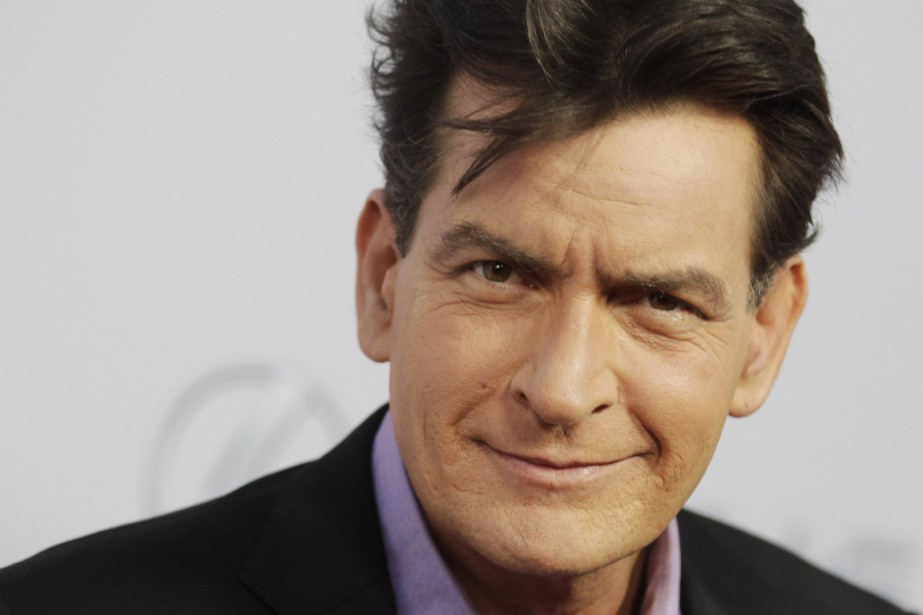 Charlie Sheen... (Photo Fred Prouser, archives Reuters)