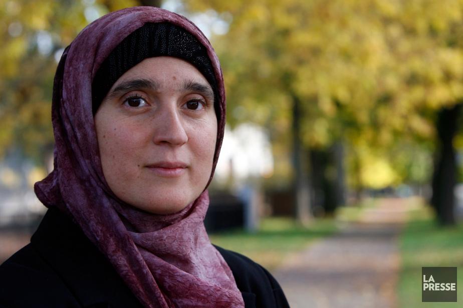 Militante d'origine tunisienne, Monia Mazigh est l'auteure du... (PHOTO ROBERT MAILLOUX, ARCHIVES LA PRESSE)