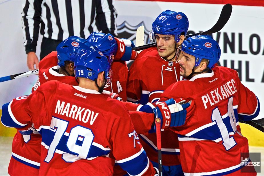 Le Canadien occupe actuellement le troisième rang de... (Photo André Pichette, La Presse)