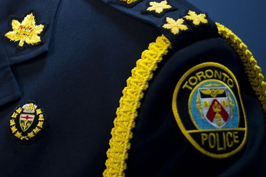 La police de Toronto communique beaucoup plus... (Archives La Presse Canadienne)