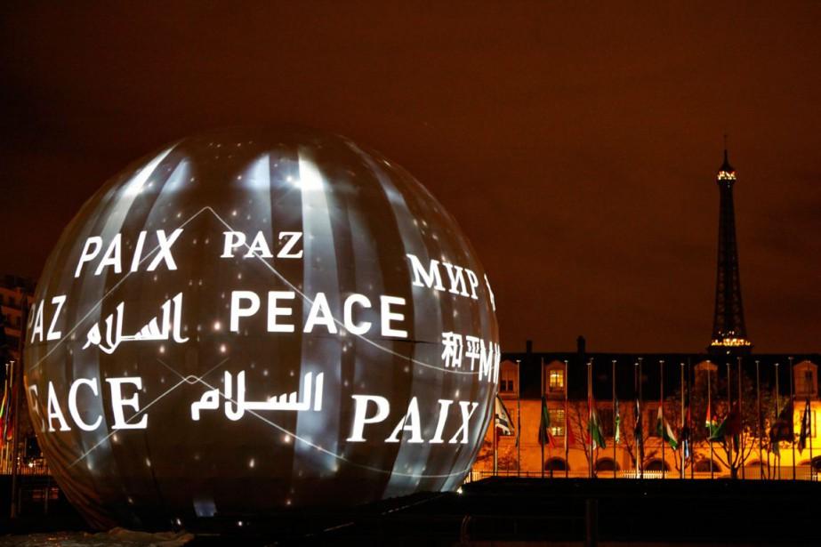 Le siège de l'UNESCO à Paris... (Photo Michel Spingler, archives Associated Press)
