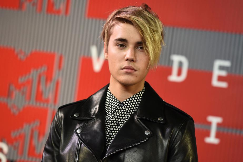 Justin Bieber... (Photo Jordan Strauss, archives AP)