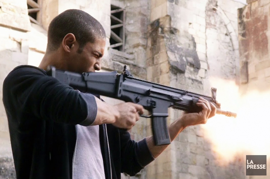 Le filmMade in Francede Nicolas Boukhrief devait prendre... (PHOTO ARCHIVES LA PRESSE)