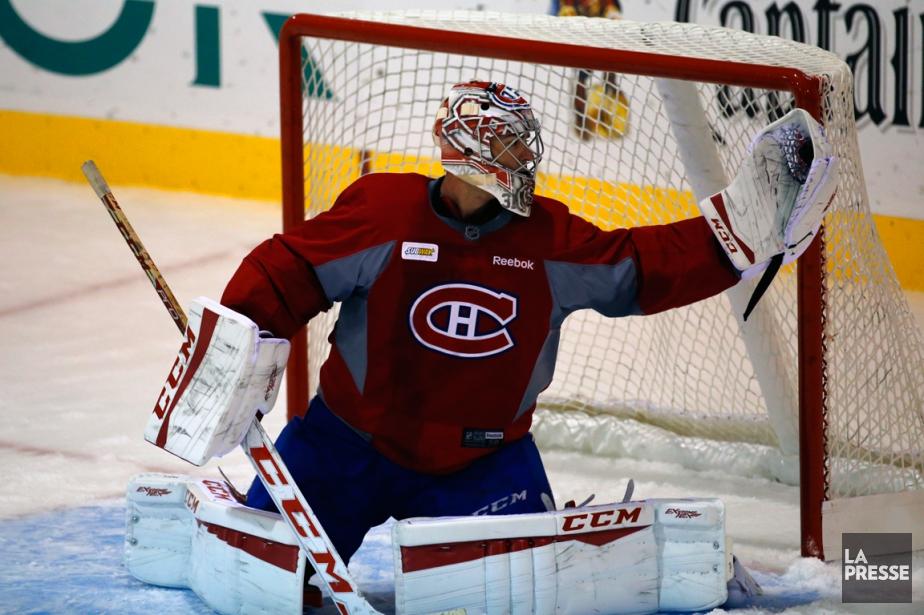 Carey Price... (Photo Olivier Jean, archives La Presse)
