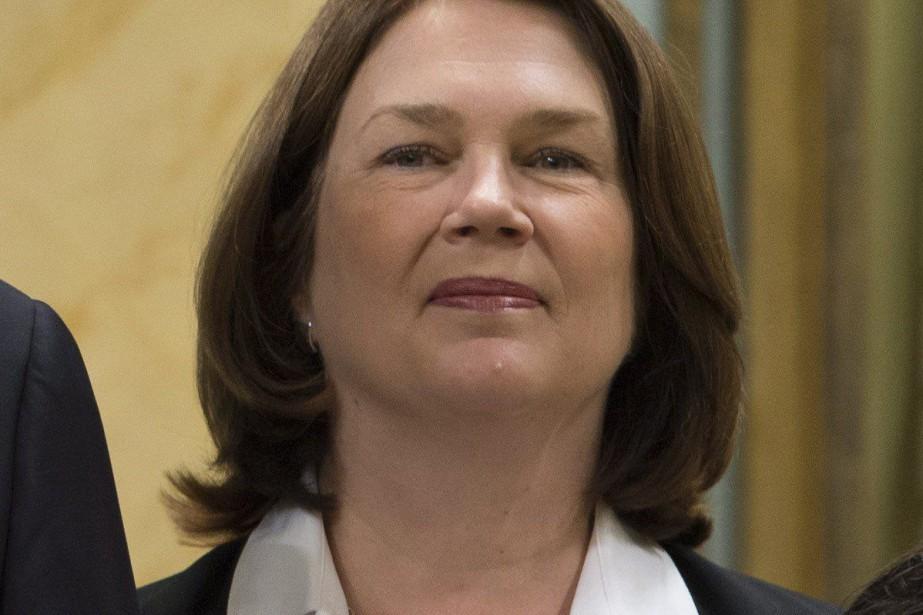 La ministre de la Santé, Jane Philpott.... (PHOTO JUSTIN TANG, ARCHIVES LA PRESSE CANADIENNE)