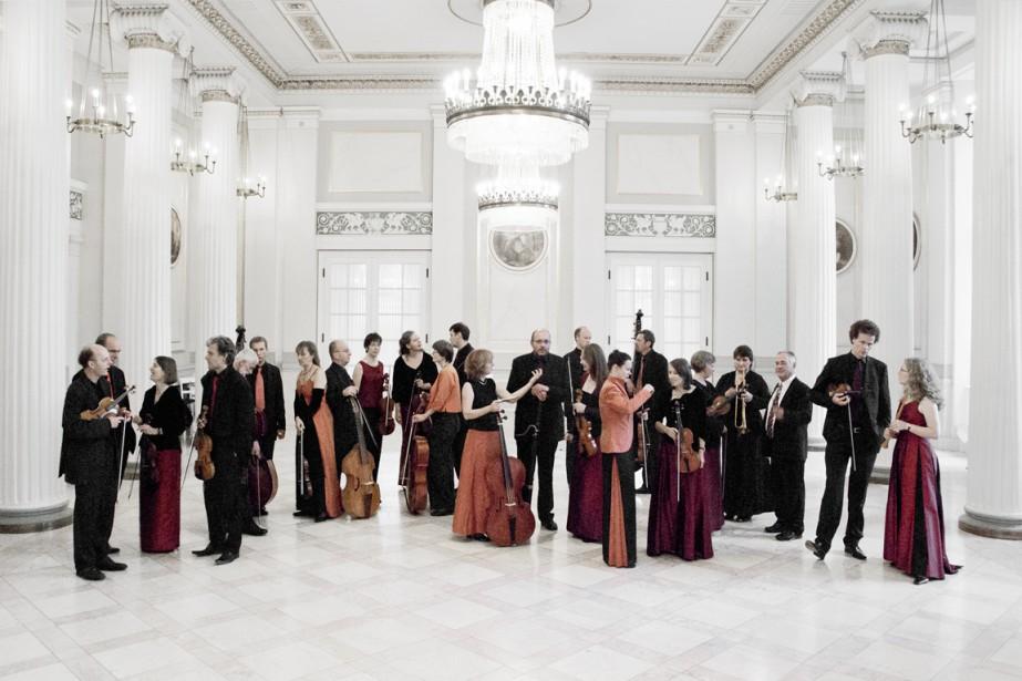 Akamus, ou l'Académie de musique ancienne de Berlin,... (PHOTO FOURNIE PAR LE FESTIVAL BACH)