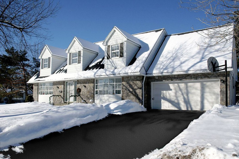 D neiger par chauffage un luxe carole thibaudeau conseils - Plancher chauffant garage ...