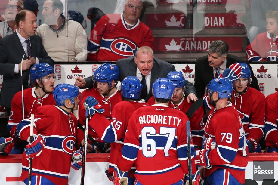 L'amélioration la plus marquée du Canadien par rapport... (Photo Robert Skinner, La Presse)