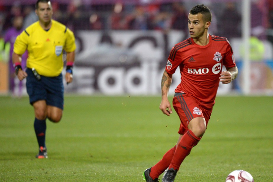 Sebastian Giovinco a marqué 22 buts en 33 matchs... (Photo Jon Blacker, PC)