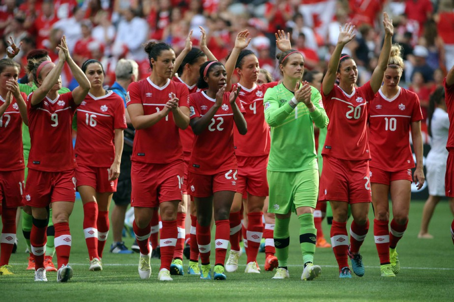 L'équipe canadienne féminine de soccer se retrouve dans le... (Photo Matt Kryger, archives USA Today Sports)