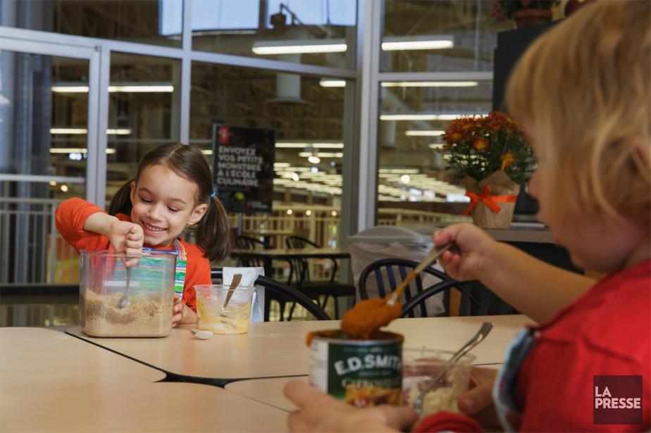 Cours pour petits gourmands marie allard offrir - Cours cuisine pour enfants ...