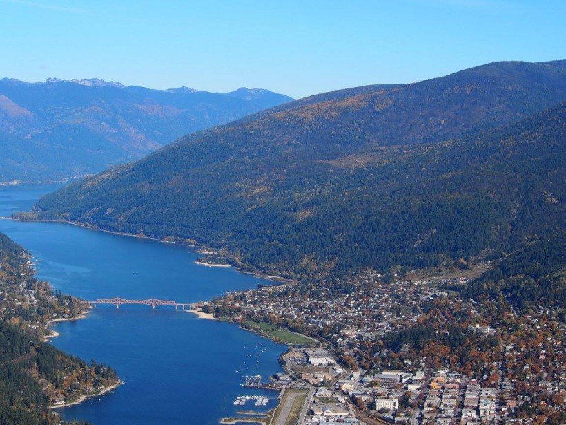 La Ville de Nelson, en Colombie-Britannique, a réduit... (PHOTO TIRÉE DE FACEBOOK)