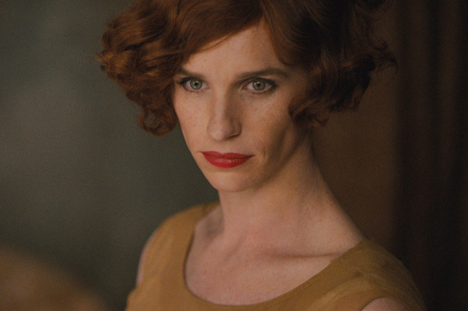 Eddie Redmayne incarne Lili Elbe dans The Danish... (PHOTO FOCUS FEATURE)