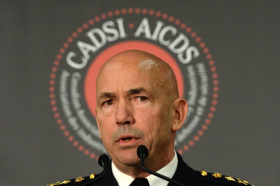 Le commissaire de la GRC, Bob Paulson... (Photo Sean Kilpatrick, La Presse Canadienne)