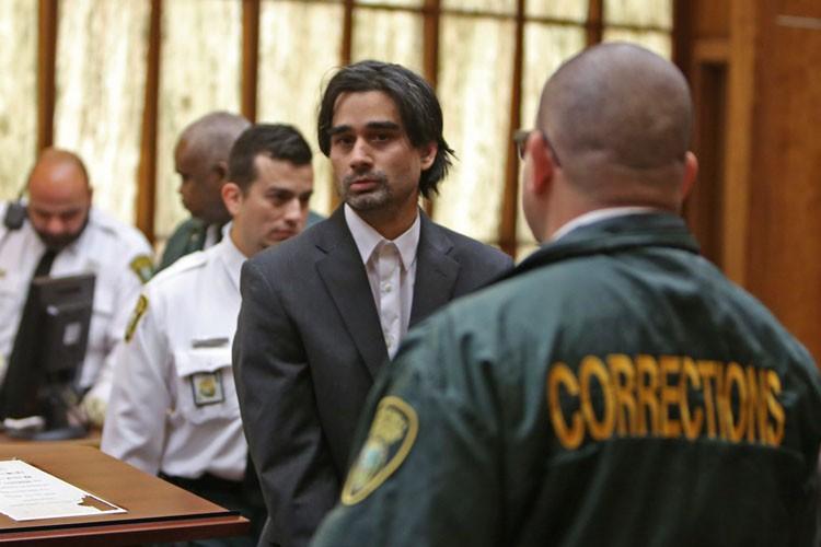 Après six heures de délibérations, le jury d'un... (PHOTO AP)