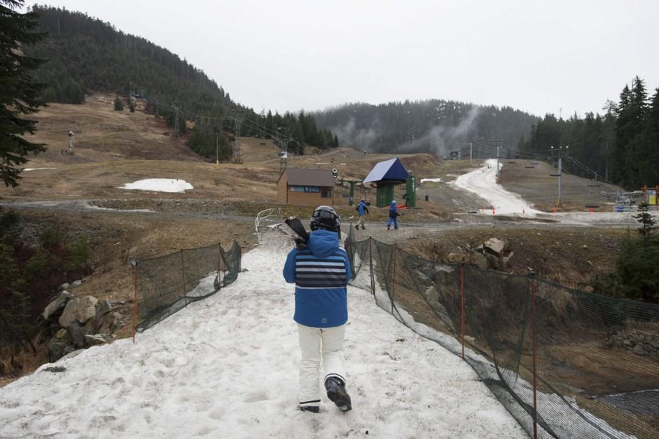 «Nous ne pouvons pas garantir la neige, lance... (Photo Jonathan Hayward, PC)