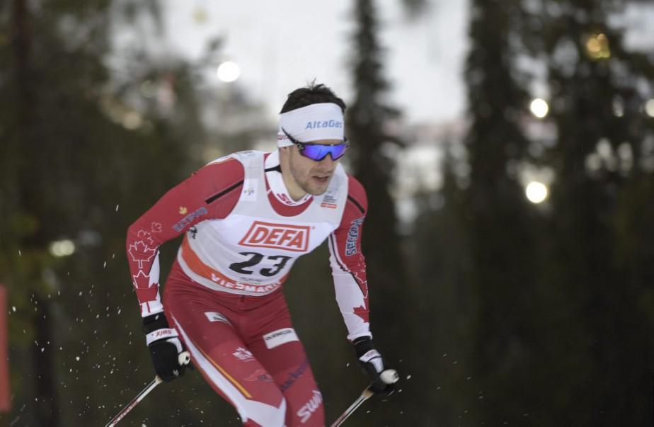 Alex Harvey... (Photo Martti Kainulainen, archives AP)