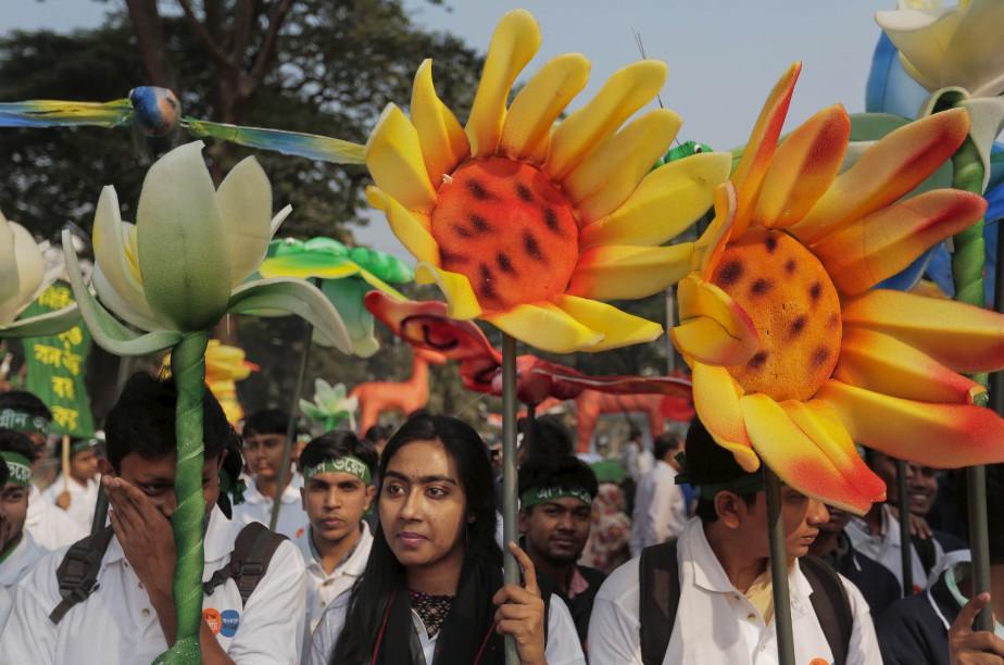 À Dhaka (Bangladesh) (AP)