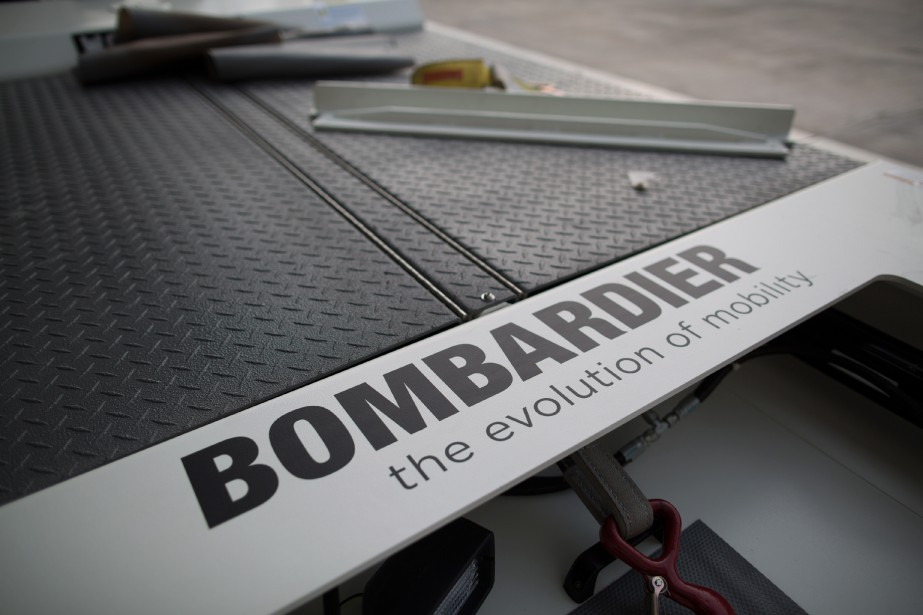 La transaction entre Bombardier et la Caisse de... (PHOTO BRENT LEWIN, ARCHIVES BLOOMBERG)