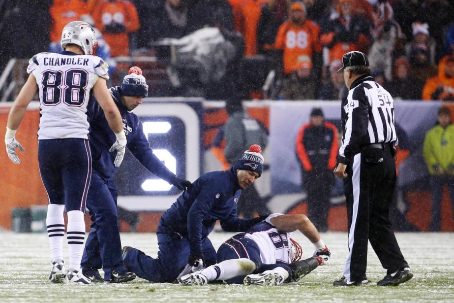 En plus de voir leur rêve d'une saison... (Photo Chris Humphreys, USA Today)