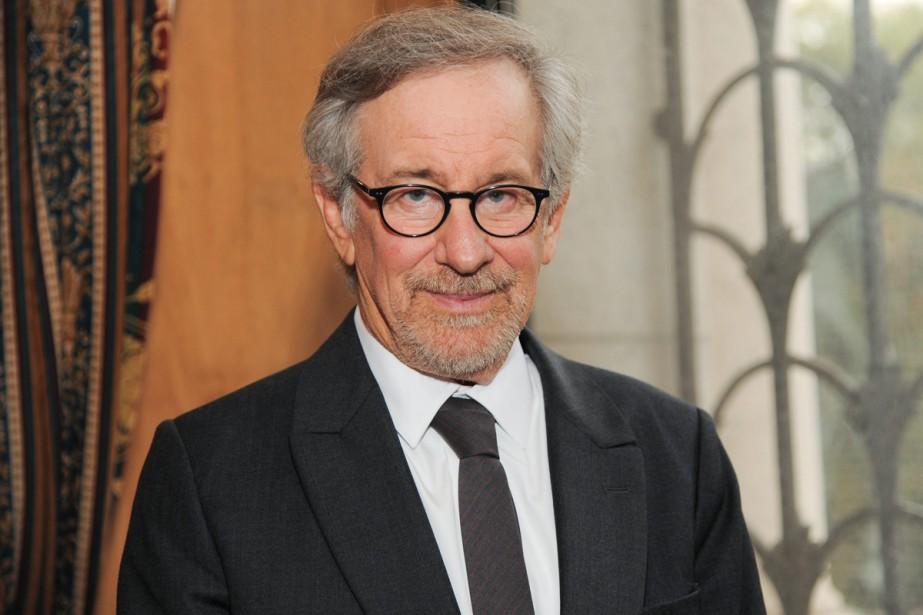 Steven Spielberg... (PHOTO ARCHIVES AP)