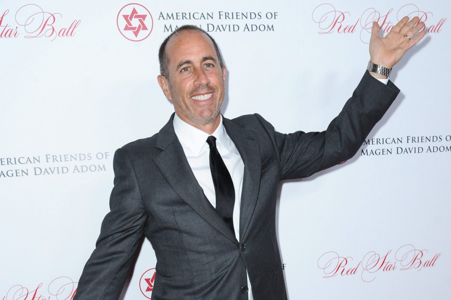 Jerry Seinfeld... (PHOTO ARCHIVES AP)