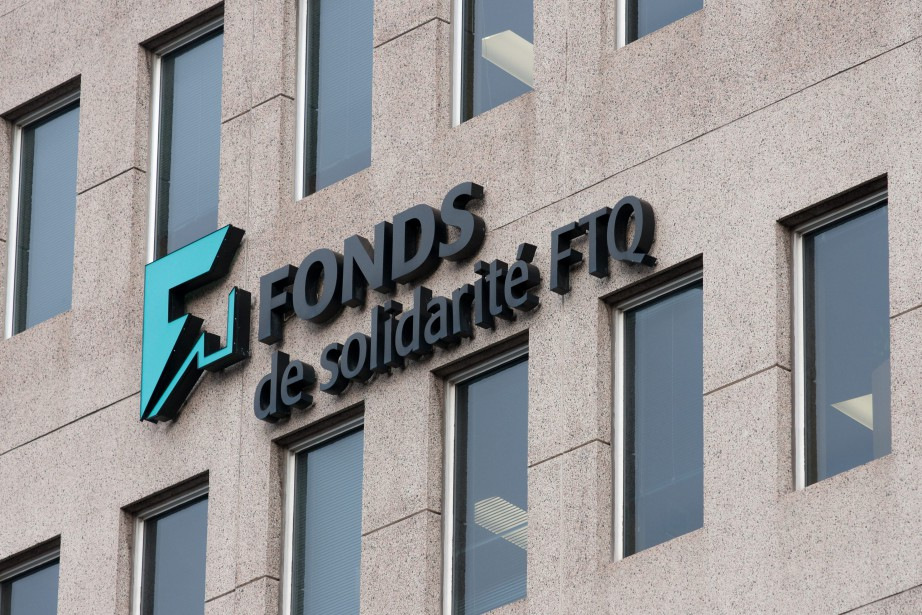 Le Fonds de solidarité FTQa dégagé un rendement... (PHOTO MARIO BEAUREGARD, LA PRESSE CANADIENNE)