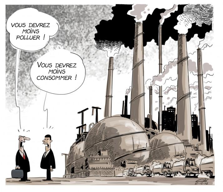 Caricature du 2 décembre | 1 décembre 2015