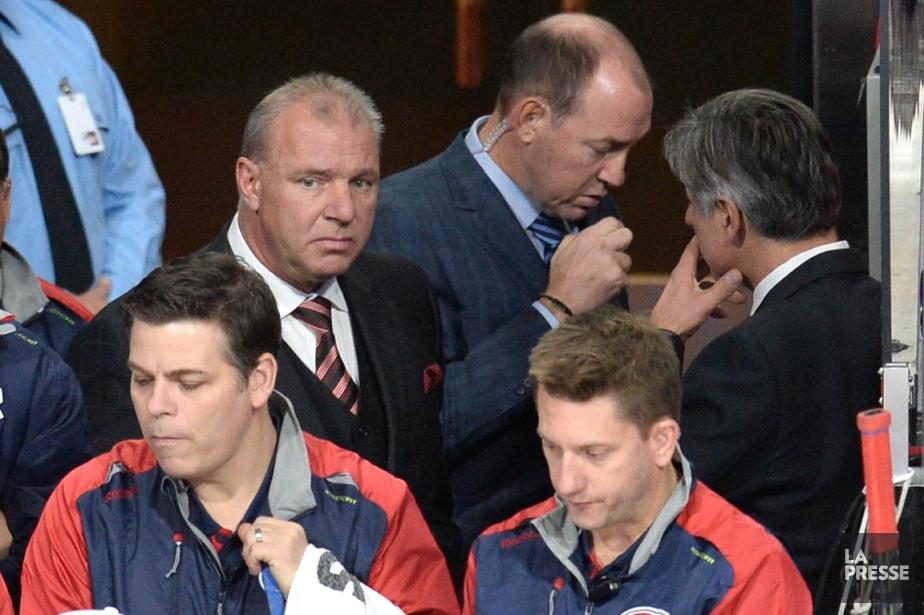 Selon Michel Therien, tous les membres de l'équipe... (Photo Bernard Brault, La Presse)