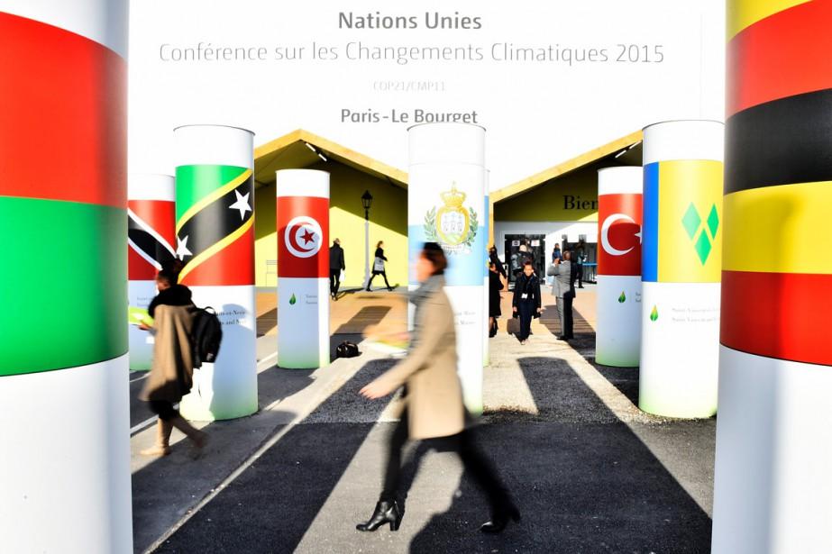 Le but de la COP21 est de s'entendre,... (PHOTO LOIC VENANCE, AFP)