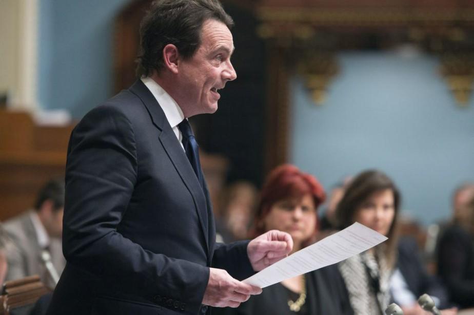 Pierre Karl Péladeau... (PHOTO JACQUES BOISSINOT, ARCHIVES LA PRESSE CANADIENNE)