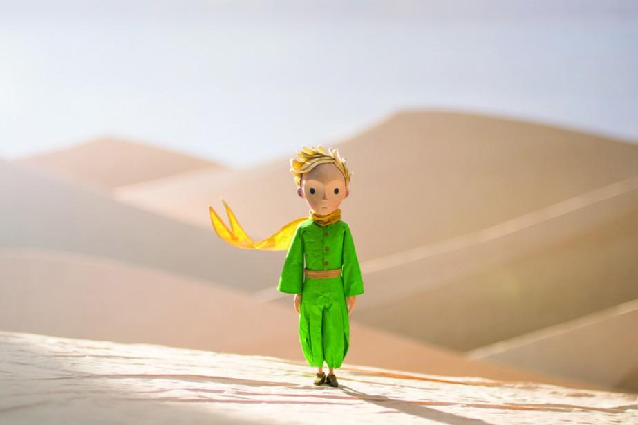 Le Petit Prince de Mark Osborne... (PHOTO FOURNIE PAR FILMS SÉVILLE)