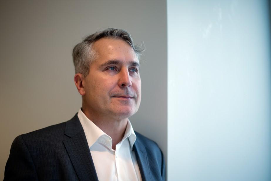 Donald Olds, chef de l'exploitation de Telesta, affirme:... (PHOTO OLIVIER JEAN, LA PRESSE)