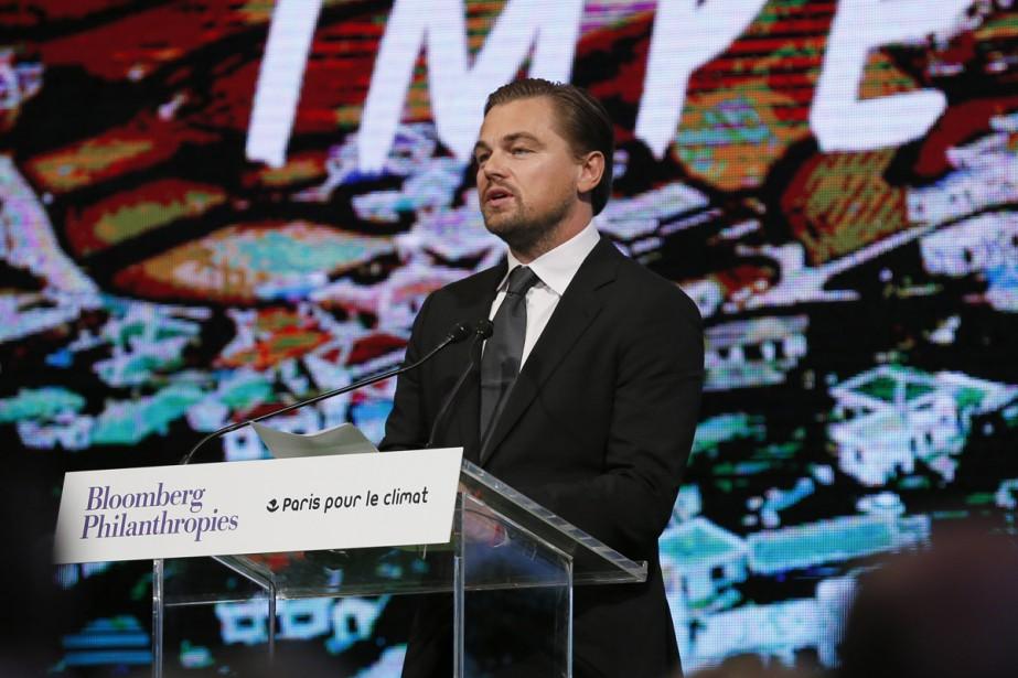 Leonardo di Caprio... (PHOTO AFP)